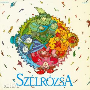 Szélrózsa - Szélrózsa - LP - Hungaroton SLPX 14054