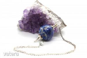 Lapis lazuli gömb inga