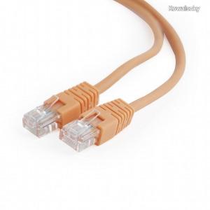 Gembird CAT5e U-UTP Patch Cable 0,5m Orange PP12-0.5M/O