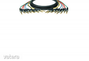 Klotz - JACK-JACK 8 csatornás multilink kábel 6 m