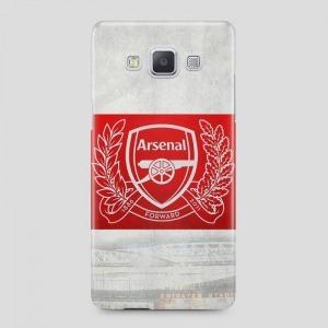 Arsenal mintás Samsung Galaxy A3 (2015) tok