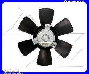 AUDI  80  B3  1986.10-1991.08  /89/  Hűtőventillátor  280mm/100W/220W    1.6TD    (kivéve:  Klímás)