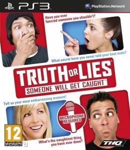 PS3  Játék Truth or Lies