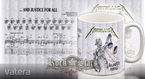 METALLICA - AND JUSTICE FOR ALL bögre