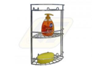 Artex 90416 Sarokpolc fürdőszobai 3 részes