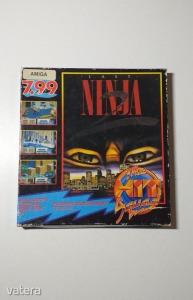 AMIGA Játék The Last Ninja 2