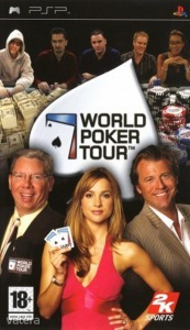 PSP Játék World Poker Tour - A