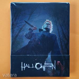 HALLOWEEN * 4K UltraHD + Blu-ray STEELBOOK (MAGYAR SZINKRONNAL)