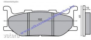 Fékbetét MAJESTY 400 / T-MAX 00-03 / XJ 600 RMS 0400