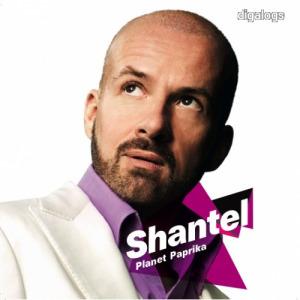 Shantel Planet Paprika CD Új !