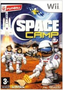 Nintendo Wii Játék Space Camp