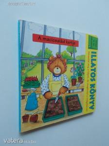 Jane Brett: A macicsalád kertje / Illatos könyv (*86)
