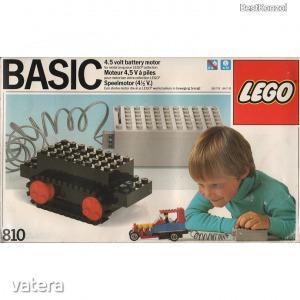 LEGO - LEGO 810 - Motorkészlet - Basic Motor Set