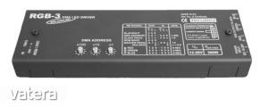 RDM DMX PWM RGB-3 LED DRIVER