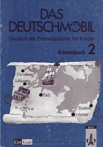Das Deutschmobil 2.-Arbeitsbuch