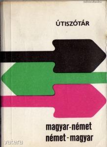 Skripecz Sándor: Útiszótár - magyar-német, német-m