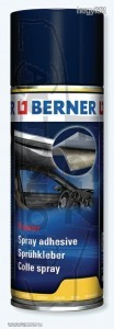 Berner Power ragasztó spray 400ml