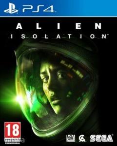 PS4  Játék Alien Isolation