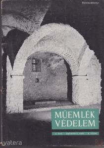 MŰEMLÉKVÉDELEM - V. évf., 1961/2.