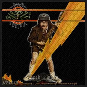 AC/DC - HIGH VOLTAGE felvarró - 1300 Ft - Vatera.hu Kép