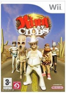 Nintendo Wii Játék King of Clubs