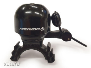 MERIDA Csengő ME Classic fekete 31,8 - 22,2 mm / 26g 2120002233