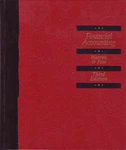 Financial Accounting (Third Edition)