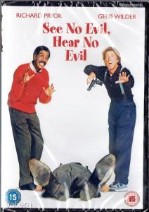 Vaklárma (1989) DVD ÚJ! fsz: Richard Pryor, Gene Wilder - magyar felirattal AZONNAL ÁTVEHETŐ