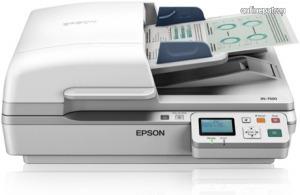 EPSON WORKFORCE DS-7500N SZKENNER Termékkód: B11B205331BT