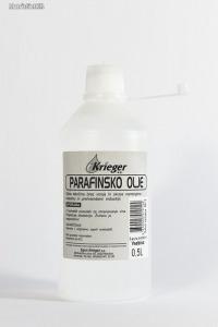 Paraffin olaj 0,5 l