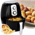 Cuisinier Deluxe olaj nélküli forró levegős fritőz 1400W, 3,6 l