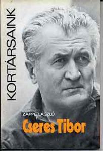 Zappe László: Cseres Tibor (kortársaink)