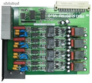 ExcellTel CDX-TP16120 400CO 4 fővonalas bővítőkártya