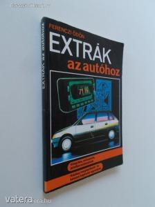 Ferenczi Ödön: Extrák az autóhoz (*85) - 800 Ft Kép