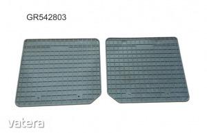 Frogum GR542803 szürke gumiszőnyeg szett