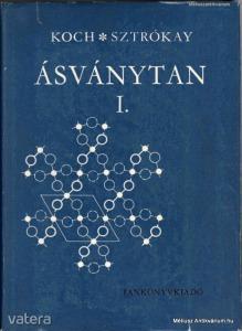 Koch - Sztrókay: Ásványtan I-II. - Vatera.hu Kép