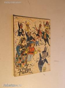 Füles 3. évfolyam 1959. (22 hiányzó szám) (*KYN)