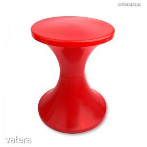 Retro műanyag pille szék