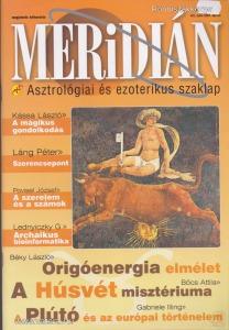 MERIDIÁN. ASZTROLÓGIAI ÉS EZOTERIKUS SZAKLAP. II. évfolyam, 2. szám