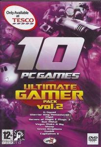 PC  Játék 10 PC Games - Ultimate Gamer - Vol 2