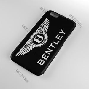 Bentley mintás Samsung Galaxy A8 2018 tok hátlap tartó