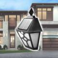 Szolár Retró Fali Lámpa