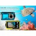 Full HD vízálló dupla kijelzős kamera