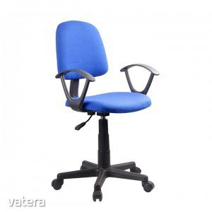 TAMSON irodai szék, kék/fekete,