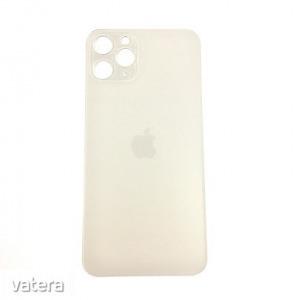 Apple iPhone 11 Pro (5.8) fehér akkufedél