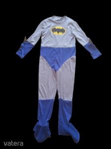 8-9 évesre szürke-kék jelmez - Batman