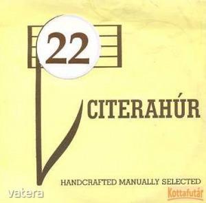 Citerahúr 22