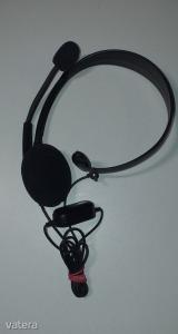 Csak csevegő fülhallgató - XBOX 360 - fekete