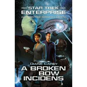 Star Trek: Enterprise - A Broken Bow-incidens - Egyéb könyvek