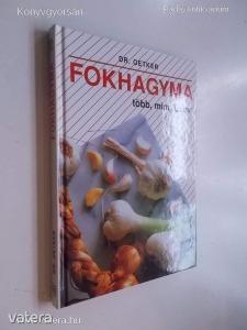 Dr. Oetker - Fokhagyma (*612)